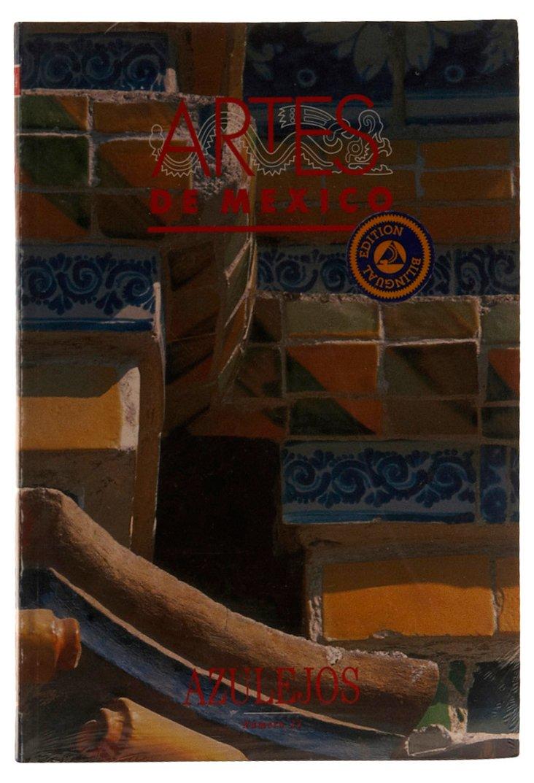 Artes de Mexico:  Azulejos