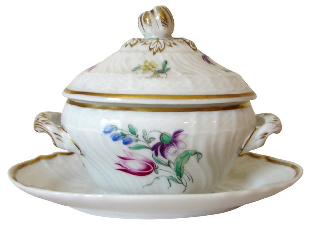 Richard Ginori Tureen
