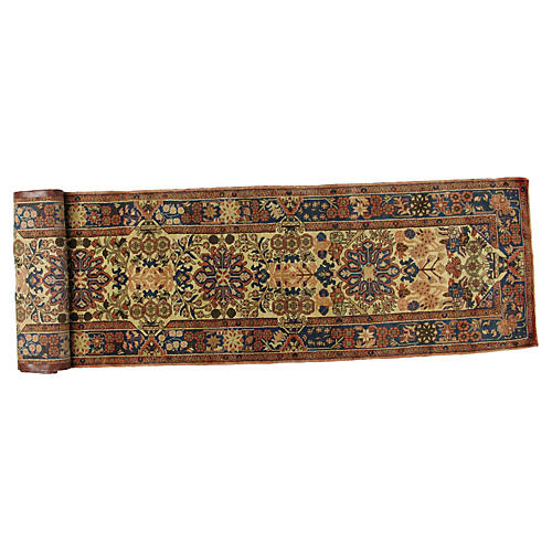 "Persian Tafresh Runner, 15'10"" x 3'2"""