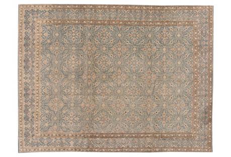 Mashad Carpet, 9'6