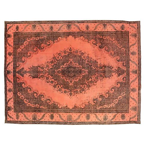 """Kerman Carpet, 9'5"""" x 12'7"""""""