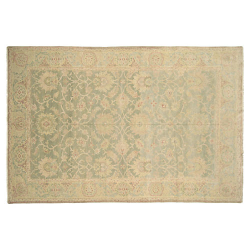 """Sultanabad-Style Rug, 6'1"""" x 9'1"""""""