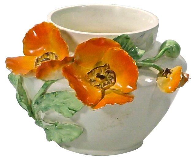 Ceramic Floral Vase