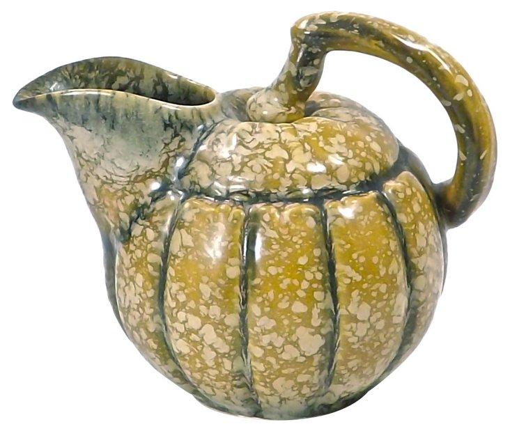 Mid-Century Modern  Ceramic Pitcher