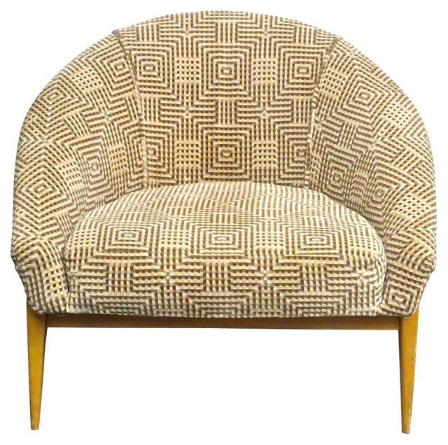 Midcentury Milo Baughman Chair