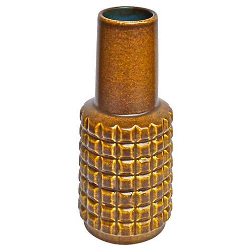 Mid-Century Modern German Textured Vase