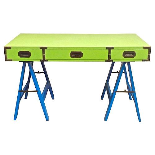 1960s Campaign Desk
