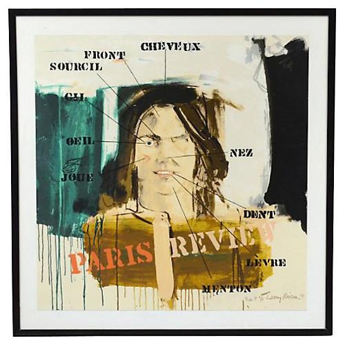 """[Paris Review]"" by Larry Rivers"