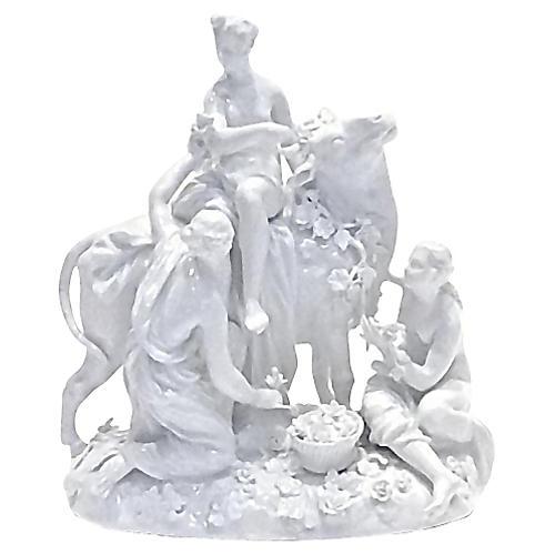 Meissen Blanc de Chine Figurine