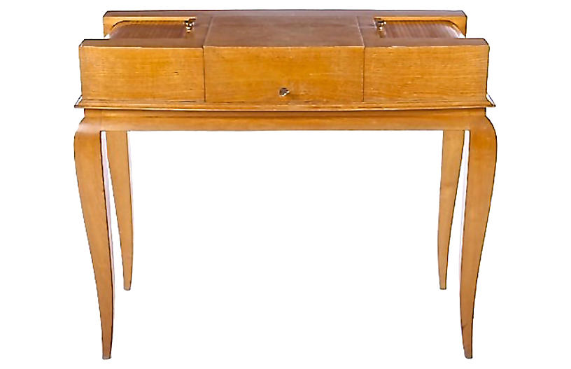 André Arbus-Style French Dressing Table