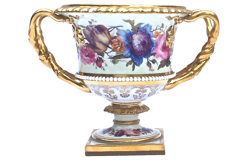 Floral Urn Cachepot