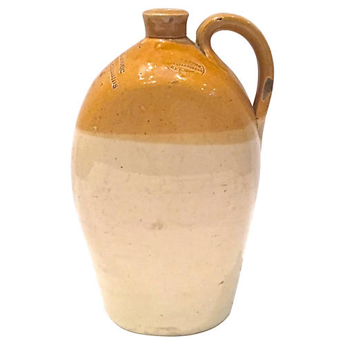 Antique Two-Tone Jug