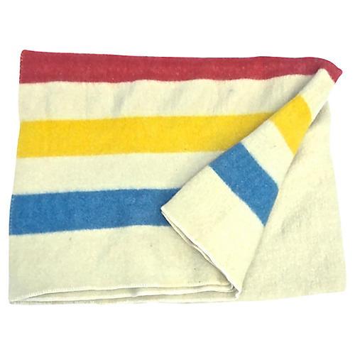 Striped Blanket
