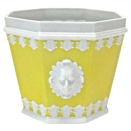 Mottahedeh Porcelain Cachepot