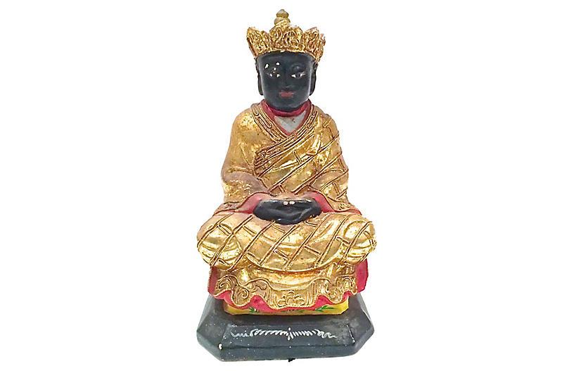 Antique Tibetan Figurine