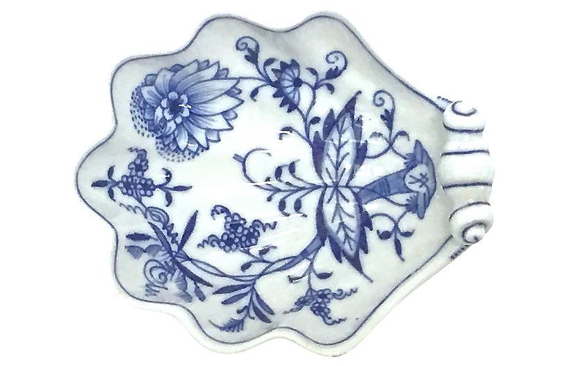 Meissen Porcelain Dish