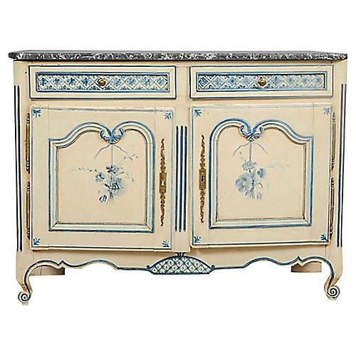 Provençal Louis XV-Style Sideboard