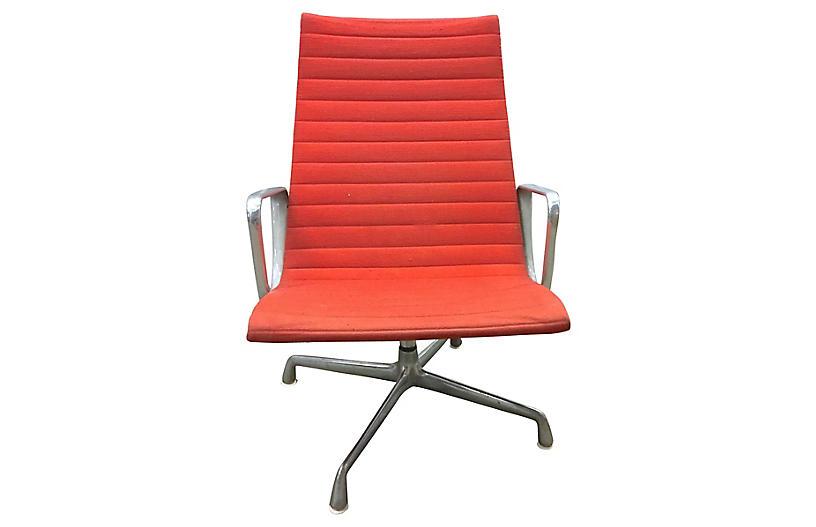 Herman Miller Red Office Desk Chair