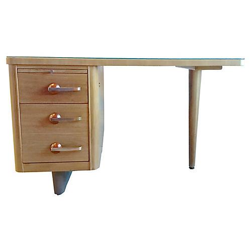 Mid-Century Modern Style Working Desk