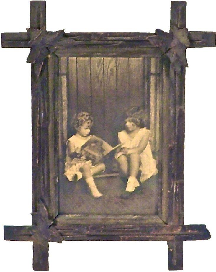 Antique Photo of Girls