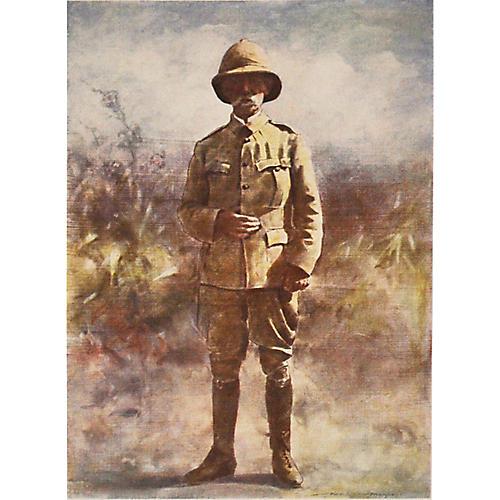 Lord Roberts at Osfontein