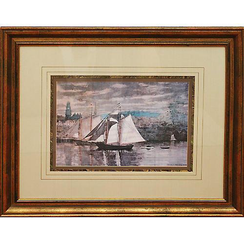 Winslow Homer Print