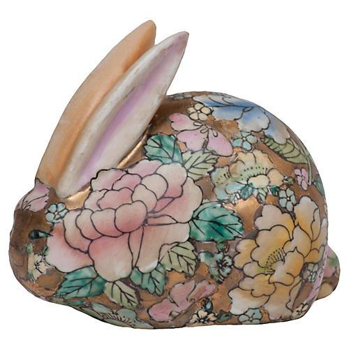 Mille Fleur Bunny