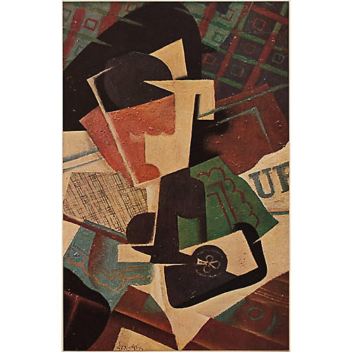 Juan Gris Nature Morte Lithograph, 1947