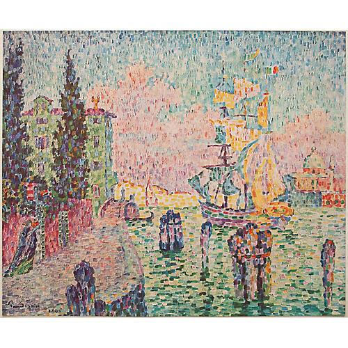 1947 Paul Signac, Venice