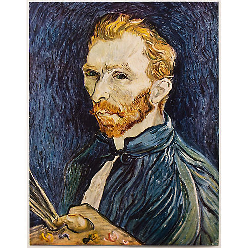 1950s Van Gogh, Self-Portrait