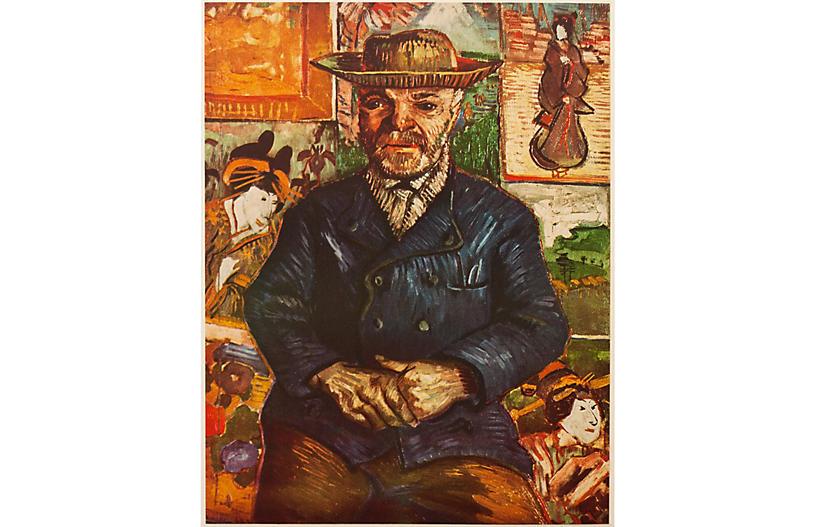 1950s Vincent van Gogh,
