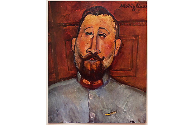 Modigliani, Dr. Devaraigne, 1st Ed
