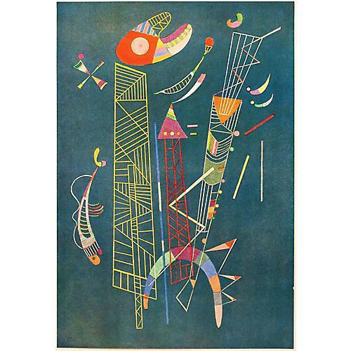 1947 Kandinsky Construction Legere