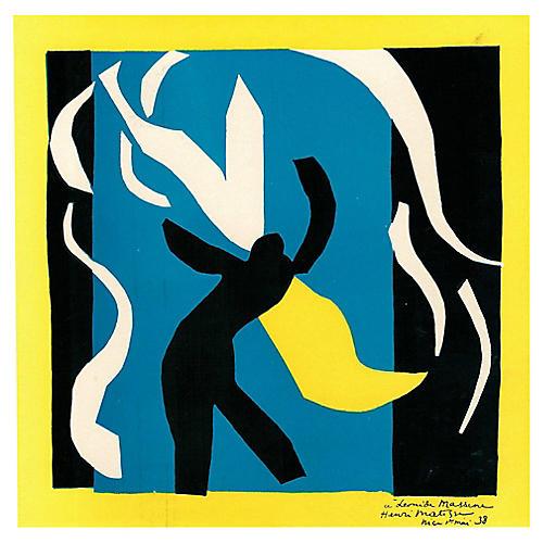 1939 Henri Matisse & Serge Lifar