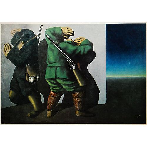 1972 R. Magritte, The Huntsmen