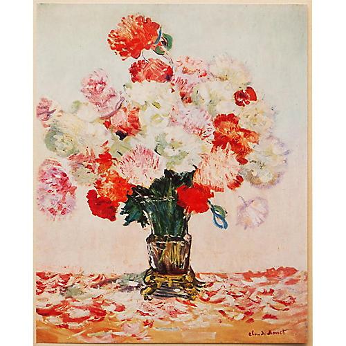 Late-1930s Claude Monet, Fleurs