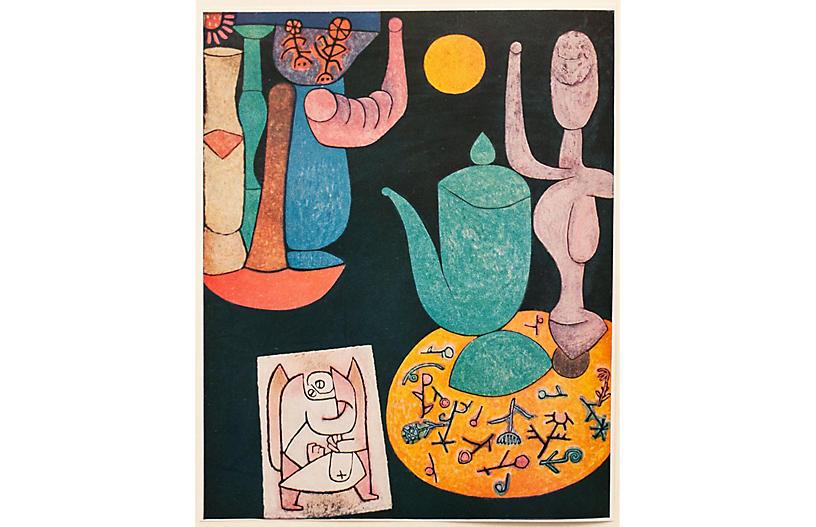 1955 Paul Klee, Still Life