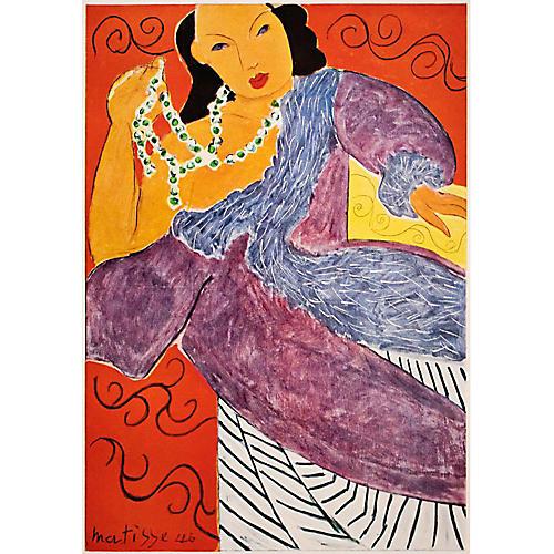 1948 Henri Matisse, Asia
