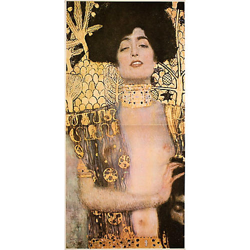 XL 1964 Gustav Klimt, Judith