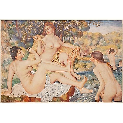 1950s Auguste Renoir, The Bathers
