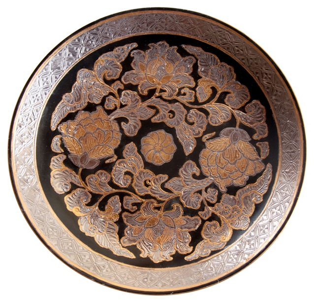 Chinese Decorative Plate