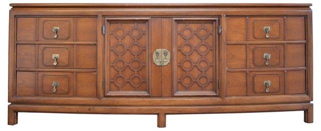 Asian-Inspired    Dresser