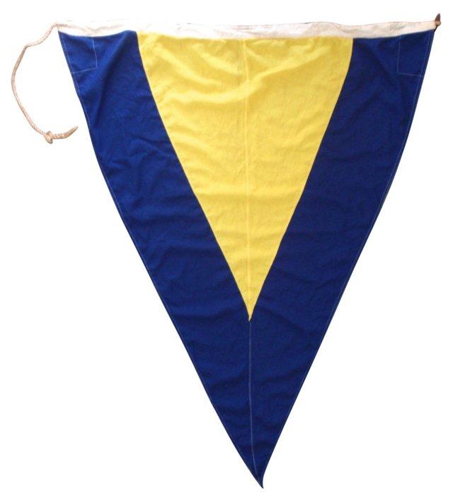 Navy Signal Flag