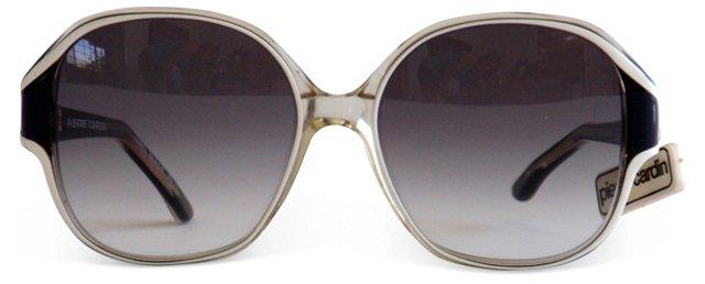 Pierre Cardin Mod Sunglasses
