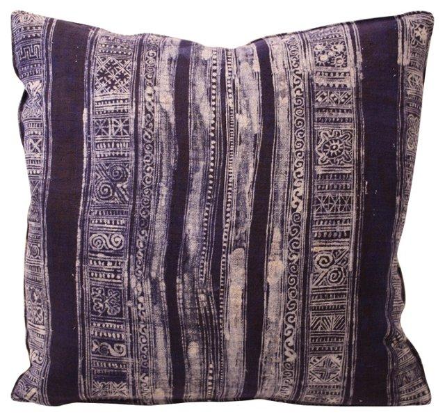 Hmong Fabric Pillow