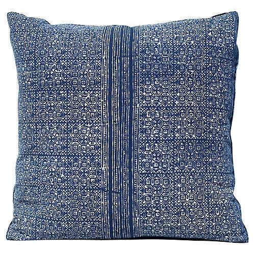 Batik Pattern Pillow