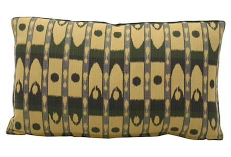 Midcentury Bolster Pillow