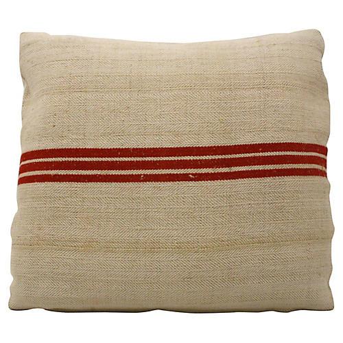 Striped Pillow