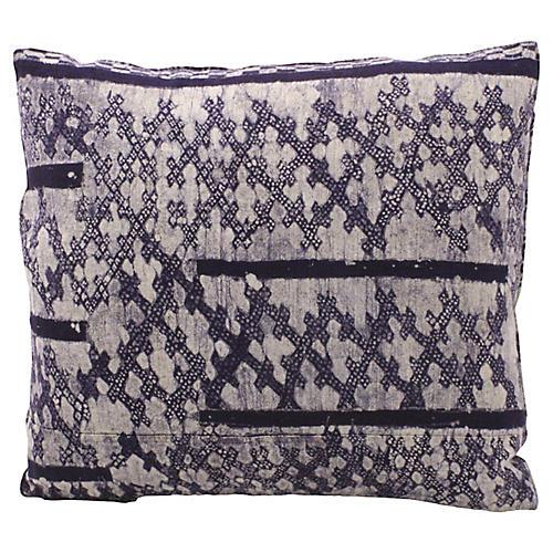Hmong Indigo Pillow