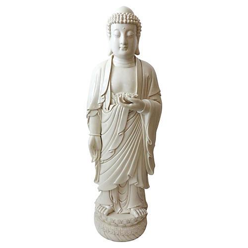 Blanc de Chine Buddha